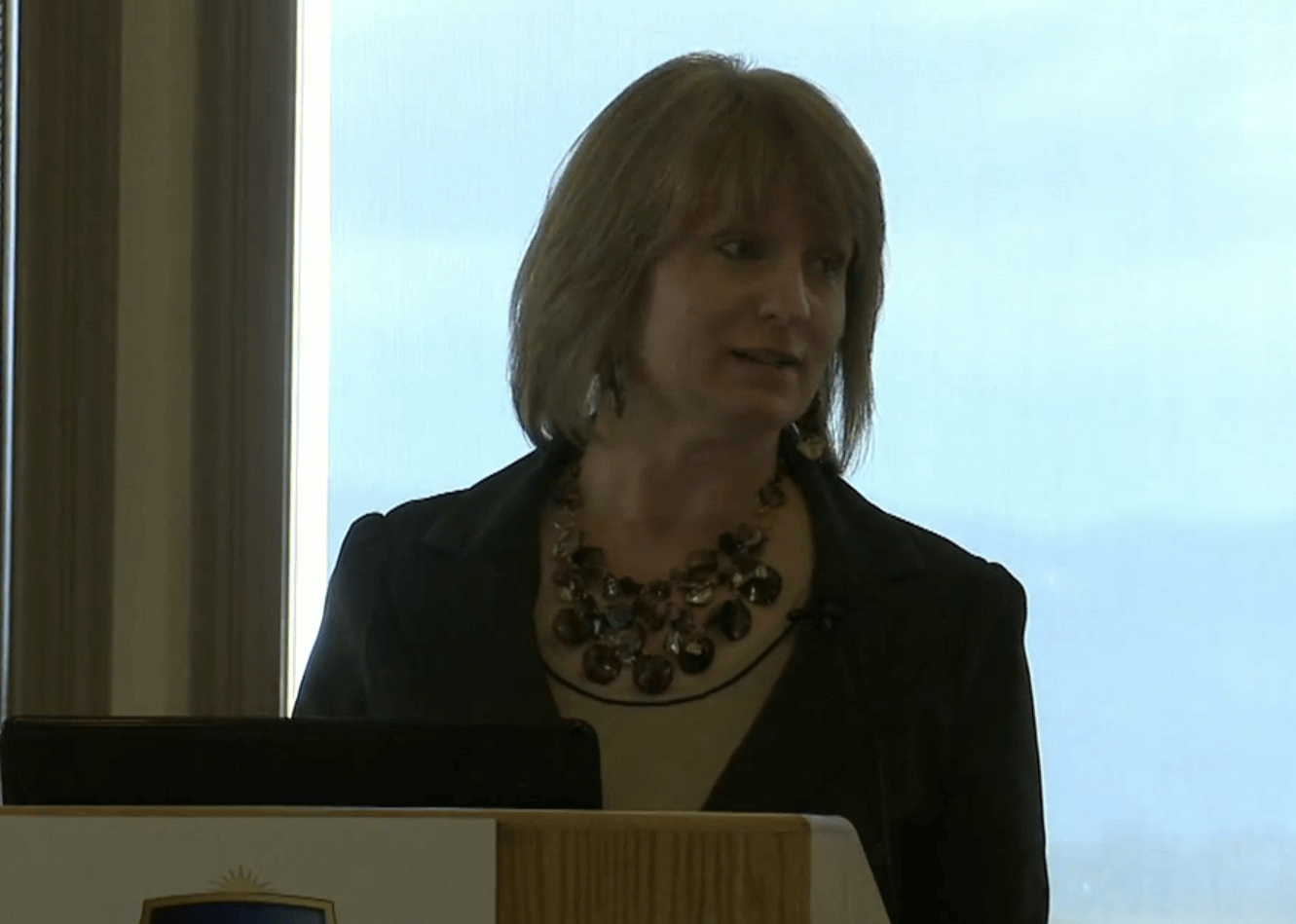 Kristen Chevrier presentation