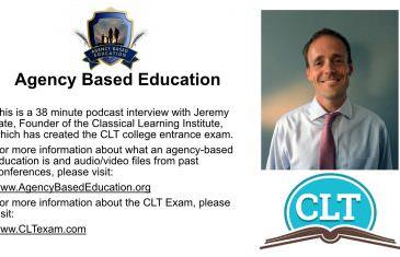 Jeremy Tate - CLT Exam