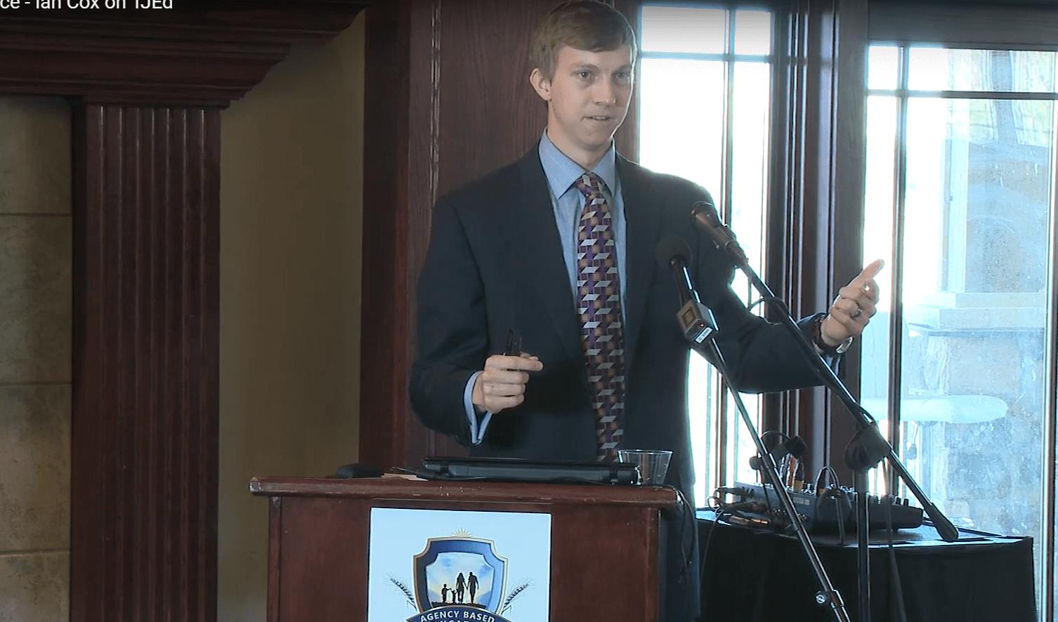 Ian Cox on his Thomas Jefferson Education