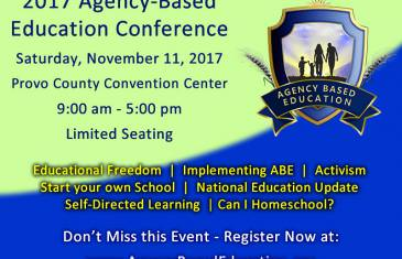 2017 Agency Based Education Conference
